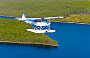 aviation, communications, Cub, flight, floats, fly, pontoons, SE-EZE, seaplane, seaplane, super cub