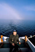 angling, fishing, Great Lake, Kjell Pettersson, trolling
