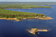 aerial photo, aerial pictures, autumn, drone aerial, landscapes, West Bothnia