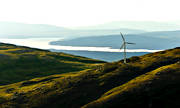 electrical energy, electrical power, electricity production, energy, energy production, environment, environmental influence, Hackren, Jamtland, landscapes, mountain, mountains, power plants, power production, summer, vindsnurra, vindsnurror, wind power, wind power plants, wind power plants, work