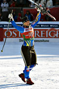 alpine world cup, anja pärson, Are, competition, down-hill running, downhill skiing, happy, skiing, skiing contest, sport, vinnare, winter